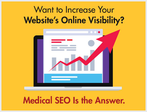 Want to Increase Your Website's Online Visibility? Medical SEO Is the Answer