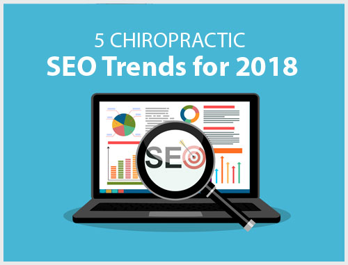5 Chiropractic SEO Trends for 2018