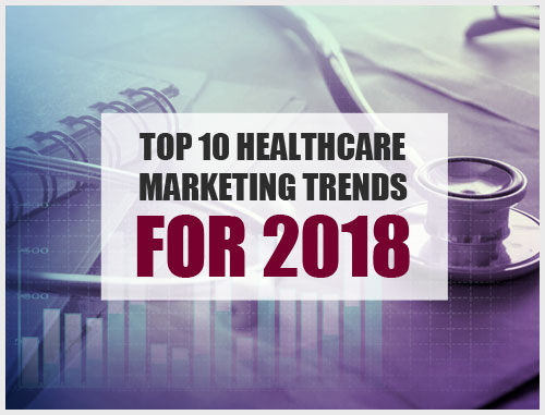 Top 10 Healthcare Marketing Trends For 2018