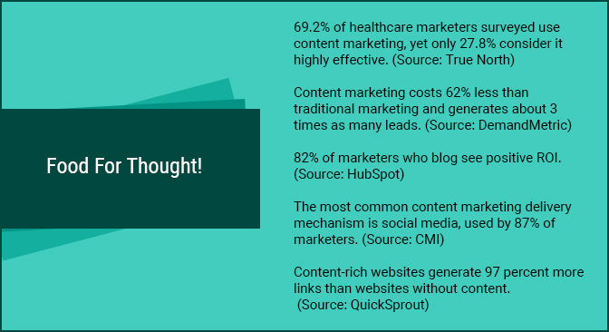 5 Trends Healthcare Content Marketers Need to Conquer