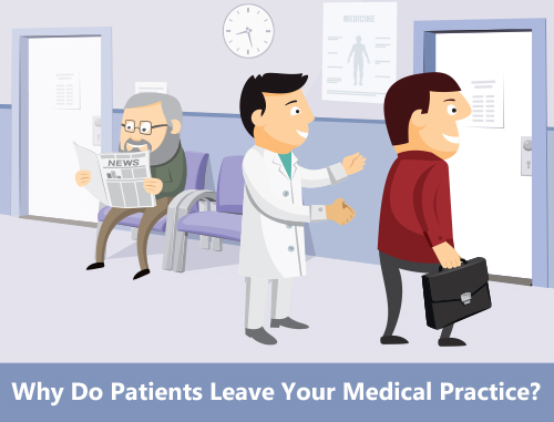 Why Do Patients Leave Your Medical Practice?
