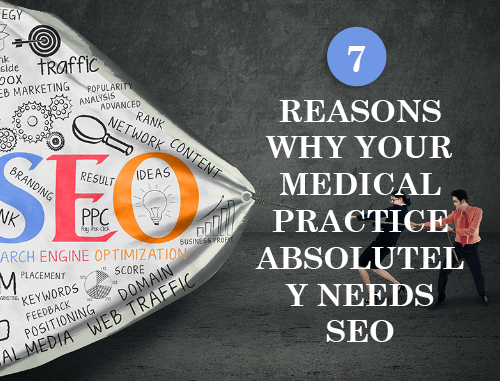 7 Reasons Why Your Medical Practice Absolutely Needs SEO