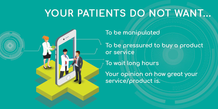 11 Things Patients Want From Their Doctors