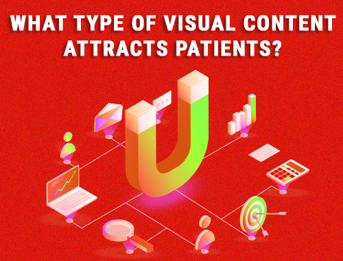 What Type of Visual Content Attracts Patients?