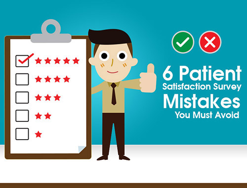 6 Patient Satisfaction Survey Mistakes You Must Avoid