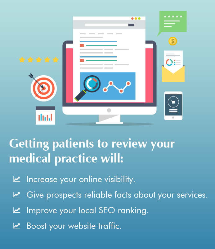 Asking Patients For Online Reviews Giving You Sweaty Palms? These Tips May Help!