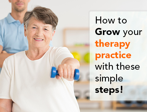 How to grow your therapy practice with these simple steps!