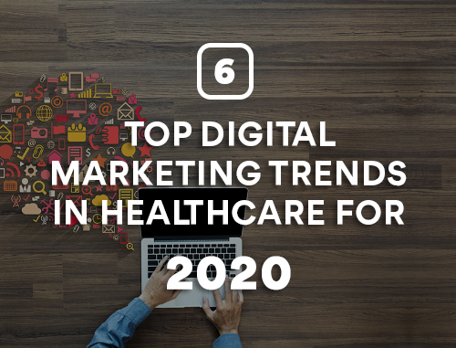 6 Top Digital Marketing Trends in Healthcare for 2020