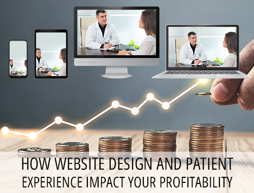 How Website Design and Patient Experience Impact Your Profitability