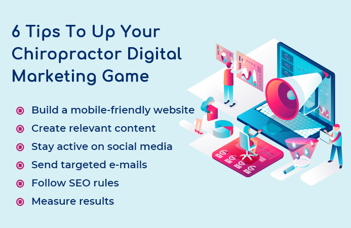 Top 4 Chiropractic Digital Marketing Secrets You Must know