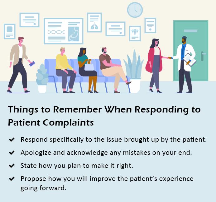 The 'Secret' to Handling Patient Complaints