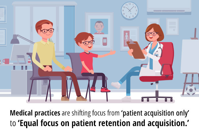 How to Keep Patients Coming Back?