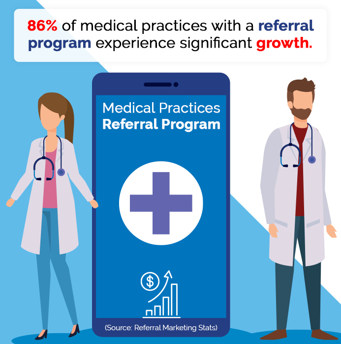 5 Easy Steps to Increase Doctor Referrals