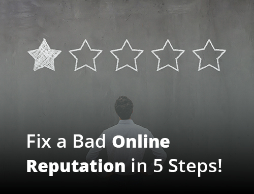 A 5-Step Guide to a Revamped Online Reputation