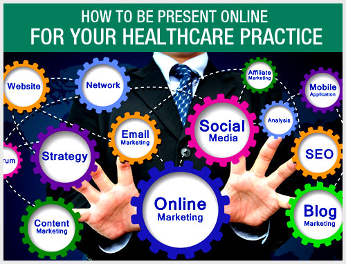 How to be Present Online for Your Healthcare Practice