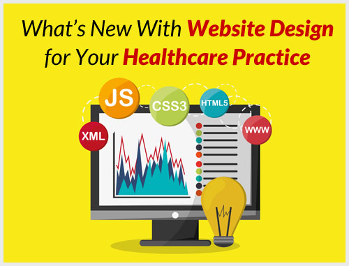 What's New With Website Design for Your Healthcare Practice
