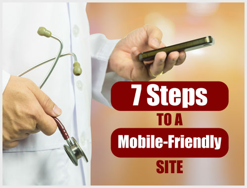 7 Steps to a Mobile-Friendly Site