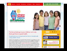 A Brighter Tomorrow Pediatrics