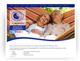 Athens Center for Sleep Disorders