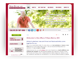 Mary Blome, Md