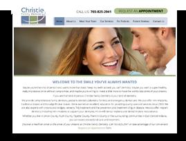 Christie Family Dentistry.