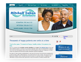 Mitchell Cohen Orthodontics