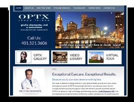 OPTX Rhode Island