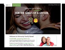 University Family Dental