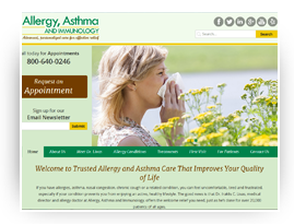 Allergies, Asthma & Immunology