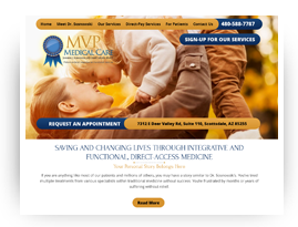 MVP Medical Care, PLLC