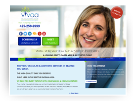 vein, vascular & aesthetic services