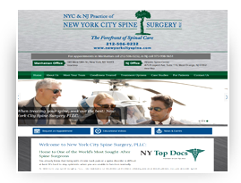 New York City Spine Surgery