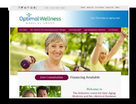 Optimal Wellness Medical Group.