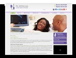 Platinum Women`s Health and Wellness