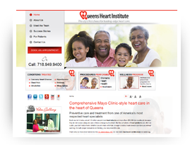 Laurelton Heart Specialist-Strong Health Medical