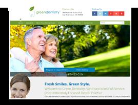 Green Dentistry.