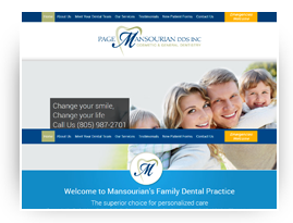 Mansourian's Family Dental Practice