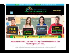 John J. Lupini DDS, MS, PLLC dba True Orthodontics