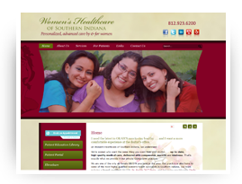 Women's Healthcare Of Southern Indiana