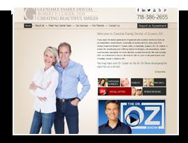 Glendale Family Dental.