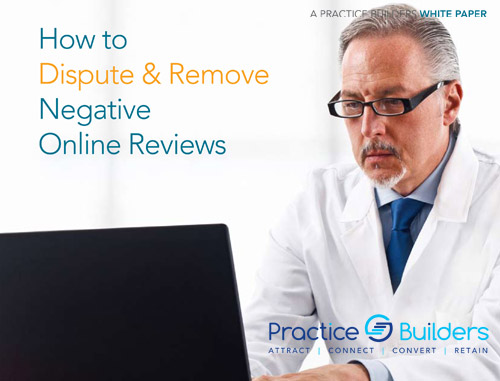 How to Dispute & Remove Negative Online Reviews